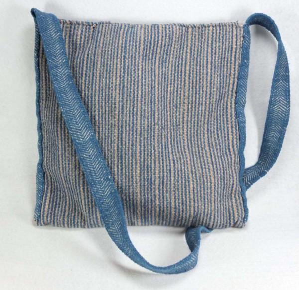 Umhängetasche aus Wolle UNIKAT- 35x34