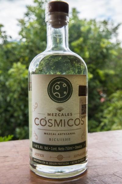 Mezcal Cosmicos Bicuishe