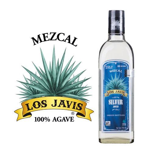 Los Javis Joven Mezcal Espadin