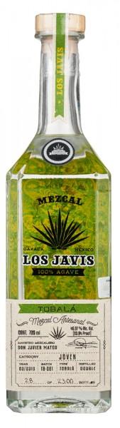 Mezcal Los Javis Tobala