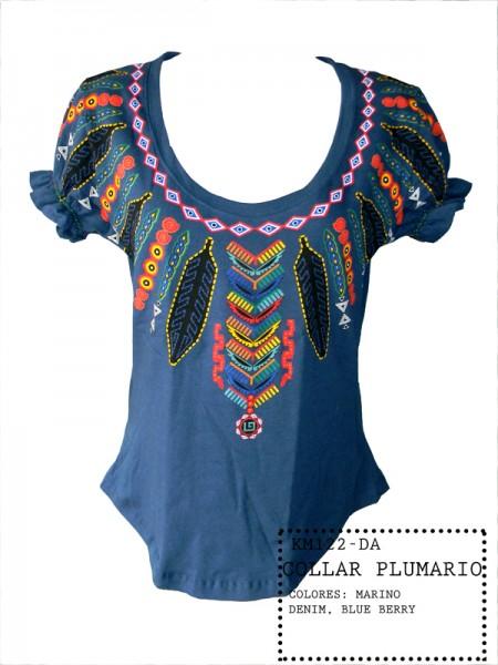 T-Shirt Damen Plumario