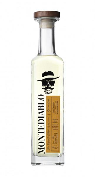 Rum Montediablo Reposado aus Mexiko