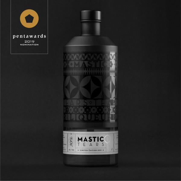 Mastic Tears Mastic Limited Edition 1000ml