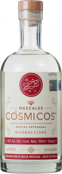 Mezcal Cosmicos Madrecuishe