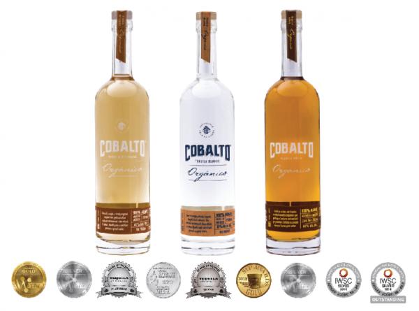 Cobalto Tequila Reposado