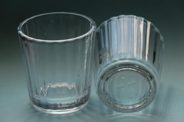 Mezcal Glas Veladora. Stück