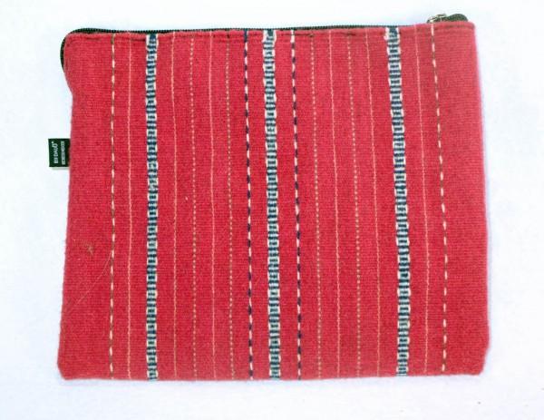 Kleine Tablet tasche Ethno Style 24x20 Unikat