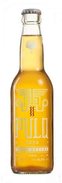 PULQ. Bier mit Mezcal (1x Flasche)