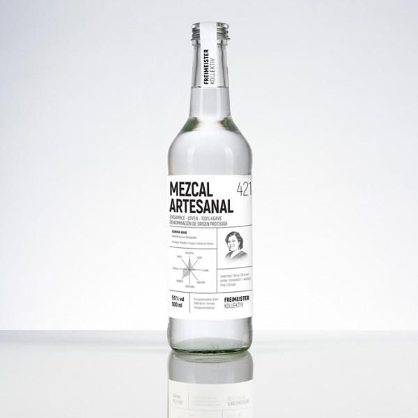 Mezcal Artesanal 421. Freimeisterkollektiv