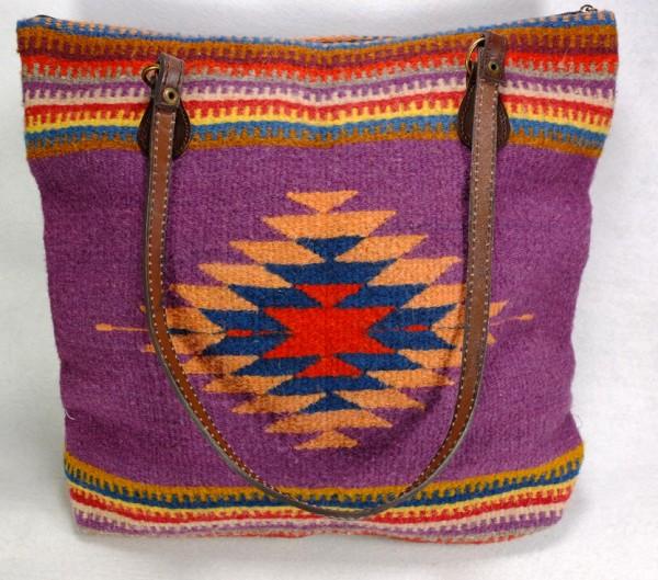 Handtasche Ethnik Style UNIKAT 40x38