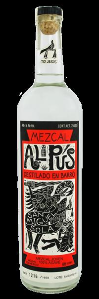 Mezcal Alipús Tio Jesus San Miguel Sola