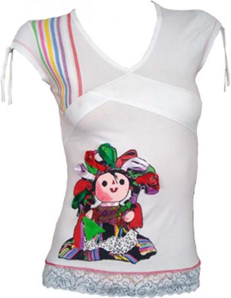 Damen Shirt aus Mexiko-Copy