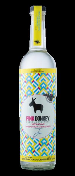 Mezcal Pink Donkey Potatorum mexicano