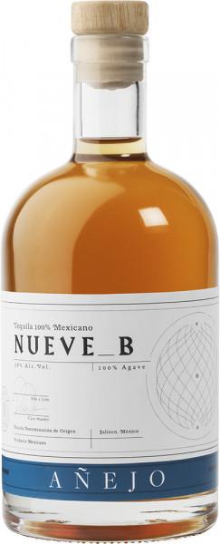 Nueve B Tequila Anejo
