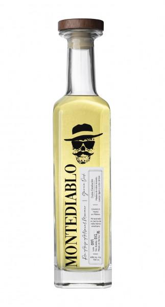 Rum Montediablo Anejo aus Mexiko-