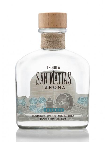 San Matias Tequila Blanco