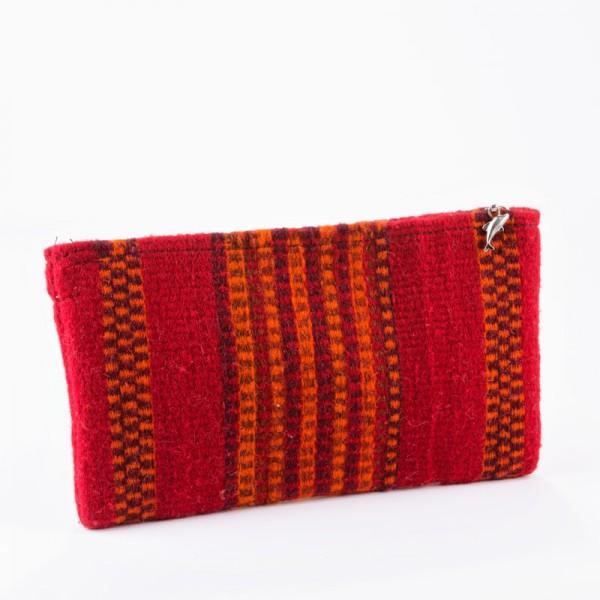 Kleine Handtasche Ethno Style UNIKAT 25x14cm