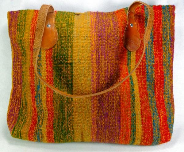 Handtasche Ethnik Style UNIKAT 47x39