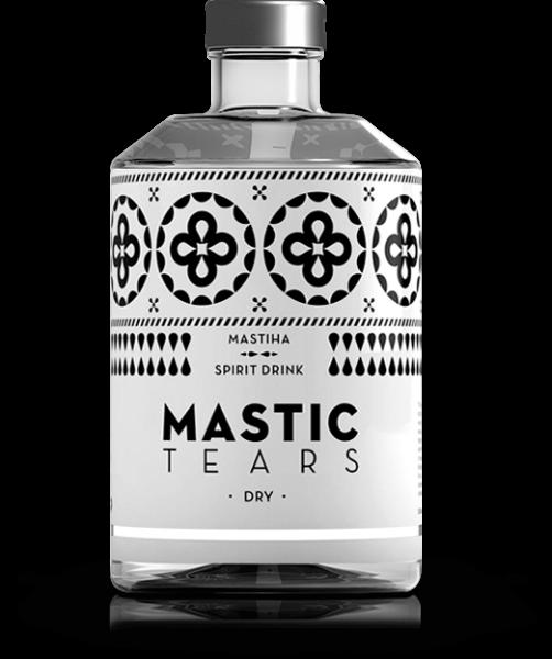 Mastic Tears Mastic DRY-TROCKEN Liqueur 0,7L