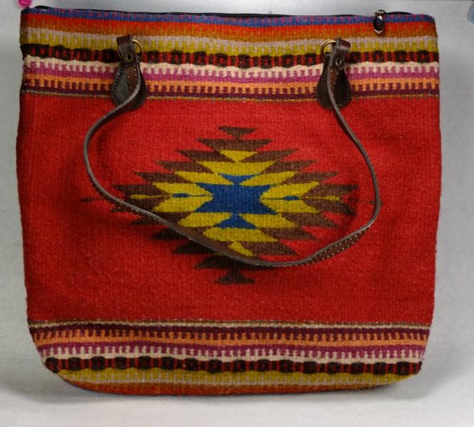 Handtasche Ethnik Style UNIKAT 40x37