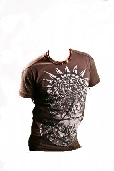 """T Shirt Herren aus Mexiko """"Sol"""""""