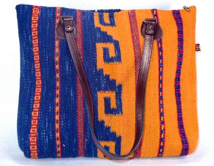 Handtasche Ethnik Style UNIKAT 41x35