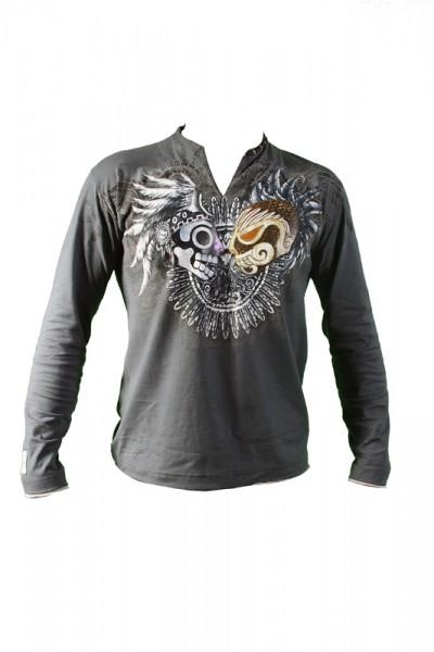 T-Shirt Vida Y Muerte WEISS