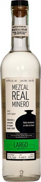 Mezcal Real Minero Largo